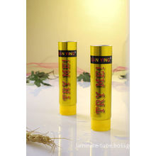 Yellow Ointment Abl Laminated Tube Round Offset Printing For Bb Cream