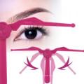 Professional Permanent Eyebrow Stencil Tools, Eyebrow Ruler.