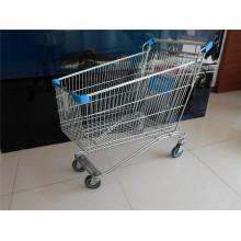 Россия Магазинной Тележкаи Вагонетки Супермаркета