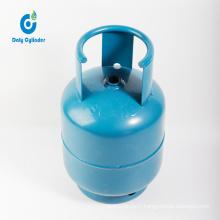 Standard Seamless Steel Gas Cylinder Composite 11 Kg Gas Cylinder Philippines
