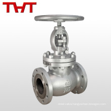 api 6d class 150lb~1500lb cf8 regulating globe valve