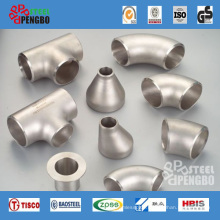 Butt Weld Bw Seamless Stainless Steel Pipe Fitting