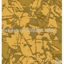 Glatte Vinyl-Bodenbelag / bunte PVC-Vinyl-Bodenbelag