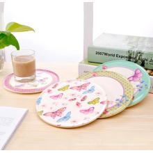 (BC-PM1025) Plaque de mélamine à table réutilisable de haute qualité