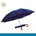 Hot Sale cheap 2 folding large umbrella