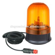 Luz estroboscópica de advertencia Luz de casa LED Luz de ambulancia Luz ámbar azul Baliza giratoria