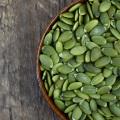 Venta caliente sin semillas de calabaza con cáscara