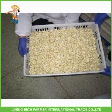 Naturally High Quality Chinese Fresh Peeled Garlic Materials