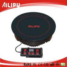 Aparato electrodoméstico de moda de la cocina de inducción, nuevo producto de utensilios de cocina, utensilios eléctricos, placa de inducción, regalo promocional (SM-H201)