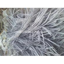 Fio de sucata de alumínio 99,7% Min