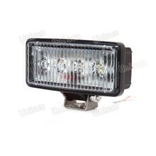 """5 """"20W Máquinas Agrícolas CREE LED Work Lamp"""