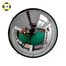 Espelho da abóbada 24inch / espelho esférico 360degree para o armazém / loja de conveniência / sala de armazenamento