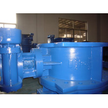 Metal Seat Double-eccentric Flanged Butterfly Valve