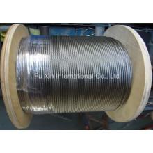 Câble métallique non-rotatif pour la grue 18X7, 19X7, 35X7