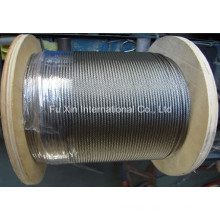 Non-Rotating Wire Rope for Crane 18X7, 19X7, 35X7