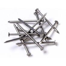 Uñas de alambre común pulidas de bajo carbono