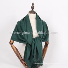100% овечья шерсть высокого качества ручной работы шерстяной шарф