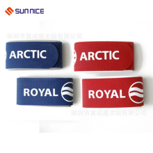 Customized durable hot ski wear straps for outdoor sports