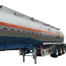 Tanque Semi Remolque Aceite Combustible Tanque Remolque