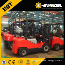 YTO 3t Diesel Forklift Truck Price(CPCD30A)