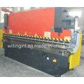 Plieuse de plaques hydrauliques Wc67y
