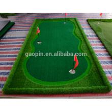 Alta qualidade interior Artificial Golf Putting Green