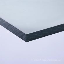 Feuille acrylique feuilles de polycarbonate feuilles compactes fabricant de feuilles solides