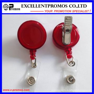 Bedruckte Abzeichenhalter mit Clips (EP-BH112-118)