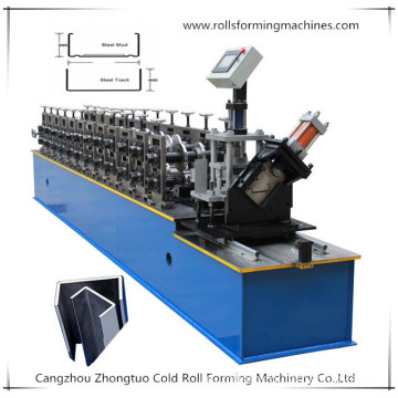 Steel Stud and Track Forming Machine