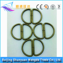 handbag metal strap slider in bag parts and accessories of D ring