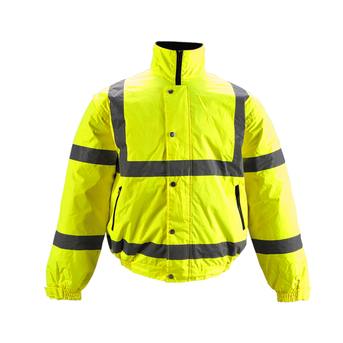 Reflective Safety Raincoat