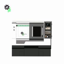 Máquina herramienta de sistema Cnc de alta precisión