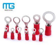 Bester Preis RV Rot Kupfer 22-16 Isolierte Ring Terminal