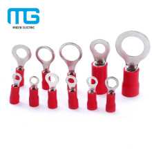 Best Price RV Red Copper 22-16 Insulated Ring Terminal