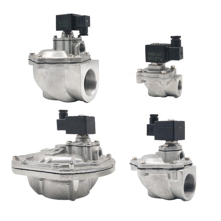 asco pulse jet valve