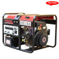 Easy Move 10kVA Single Phase Diesel Generator (SH8Z)