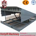 рампа дока нагрузки CE поставщика Китая регулируемая для сбывания / рампы автомобиля гаража