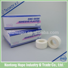 Emplastro adesivo médico do óxido de zinco
