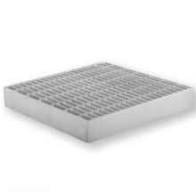 Safety grating walkway mesh /galvanized steel grating stairs/concrete steel grating