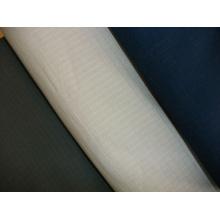 Nur gefärbt Ripstop Polyester-Baumwoll-Stoff