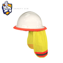 Fluorescence Yellow Reflective  Tape Safety Hat Helmet