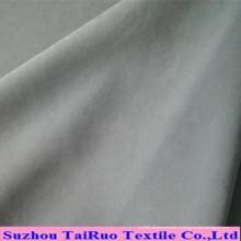 Peau de pêche en polyester brossé avec polyester