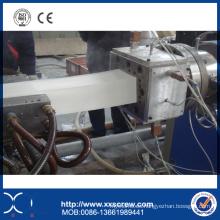 Extrusión de perfil de PVC para materias primas plásticas