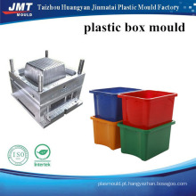 plastic injection box crate mold company