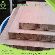 16mm Okoume or Bintangor Block Board Plywood for Furniture