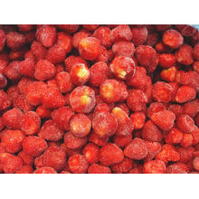 IQF Freezing Organic Strawberry HS-16090902