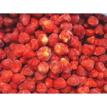 IQF Freezing Organic Strawberry HS-16090902