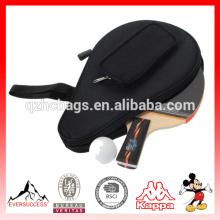 Sac de raquette de tennis imperméable à l'eau Ping Pong Paddle Bag Pouch (ES-Z299)