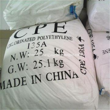 PVC Impact Modifier CPE for PVC Plastics