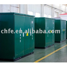 America Type Metal Enclosure Power Transmission Substation